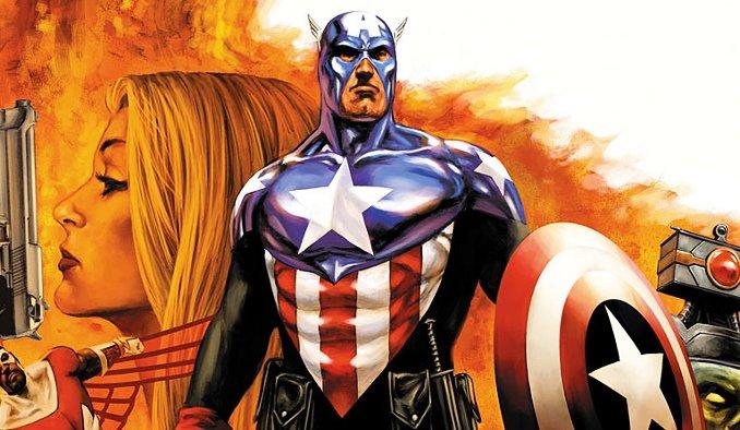 5 meilleurs costumes de Captain America costume Bucky Barnes