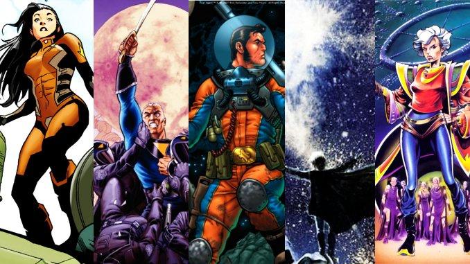 5 sagas cosmiques indés à lire