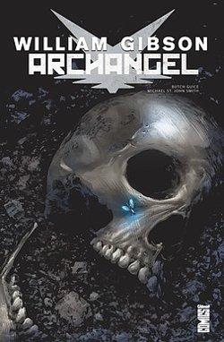 Couverture du comics Archangel