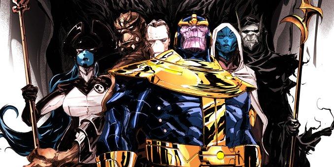 Qui sont les membres de l'Ordre Noir de Thanos ?