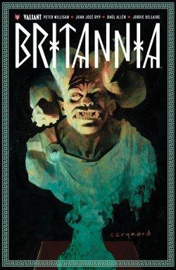 couverture du comics Britannia tome 1