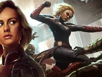 Ce qu'on sait du film Captain Marvel avec Brie Larson