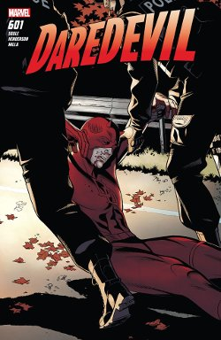 Daredevil 601 couverture