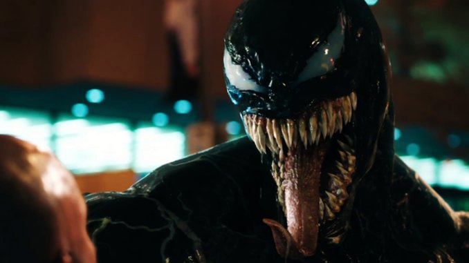 Deuxième trailer de Venom