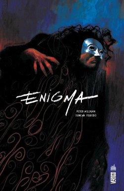 Couverture du comics Enigma publié chez Urban Comics