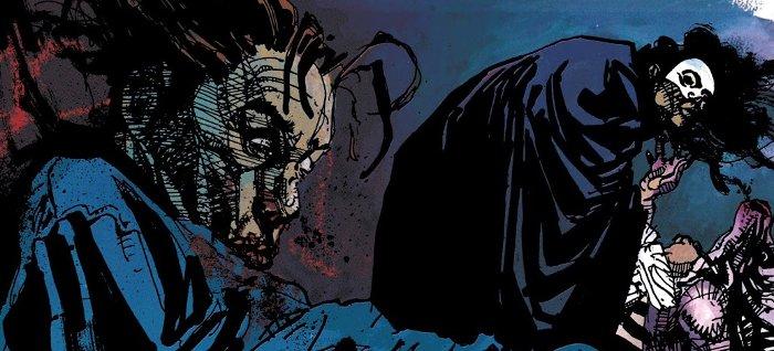 Enigma publié chez Urban Comics