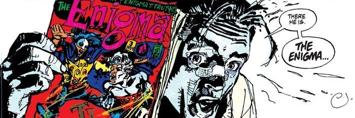 comics Enigma