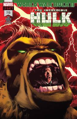 Incredible Hulk 715