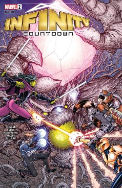 Infinity Countdown 2 couverture