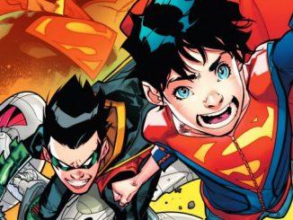Super Sons tome 1 chez Urban Comics
