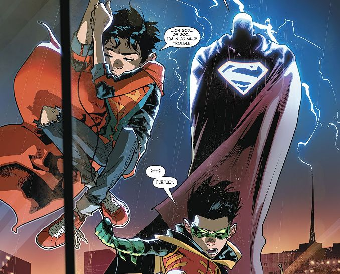Super Sons tome 1