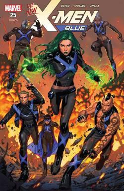 X-Men Blue 25