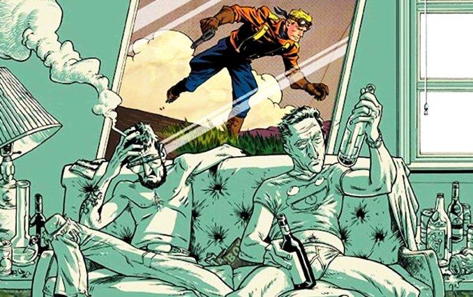 7 comics totalement fous