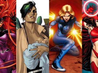 Ces 9 FEMMES sont MAMANS… et SUPER-HÉROÏNES