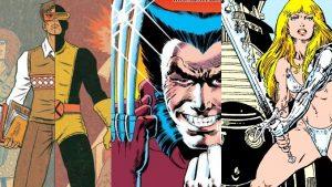 9 meilleures mini-séries X-Men