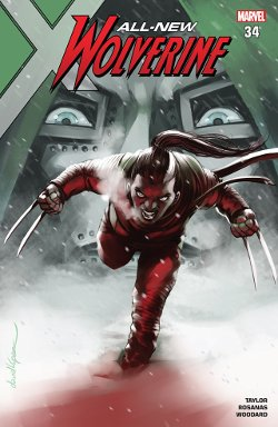 All-New Wolverine 34