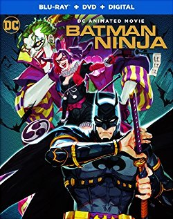 Critique de Batman : Ninja