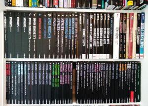 Comment classer ses comics dans sa bibliotheque ou ses box