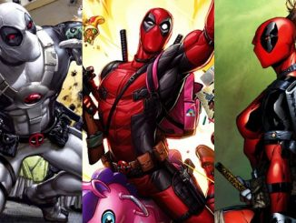meilleur costume deadpool
