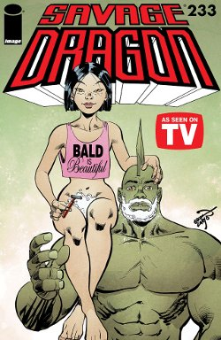 Savage Dragon 233