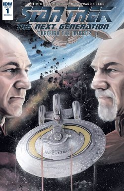 Star Trek: The Next Generation : Through The Mirror #1 (of 5)
