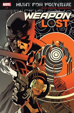 Hunt For Wolverine: Weapon Lost (2018) #1 (of 4)