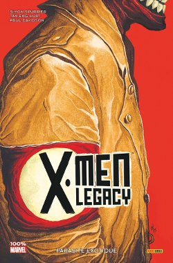 X-Men Legacy tome 2 aux éditions Panini