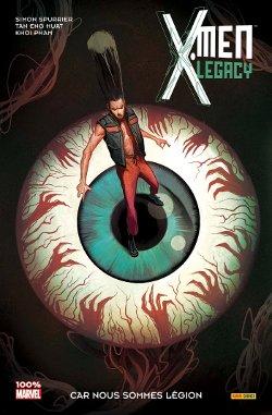 X-Men Legacy tome 4 aux éditions Panini