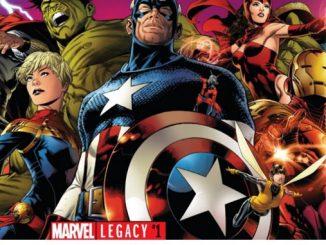 Marvel Legacy 1 (Avengers hors-série 1) critique