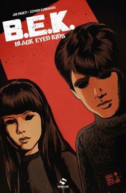 Black Eyed Kids tome 1 critique