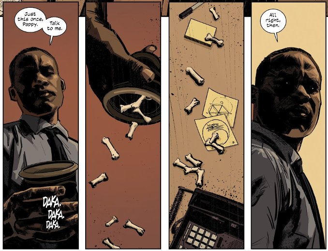 critique Black Monday Murders tome 1