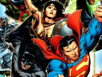 Justice League n°1