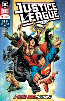 Justice League n°1