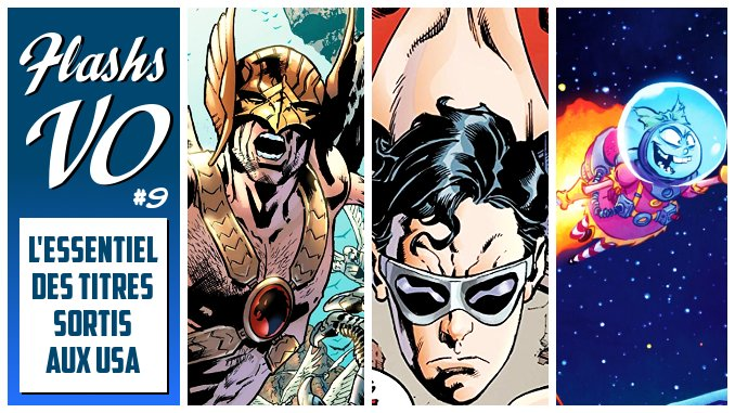 comics flash VO 9