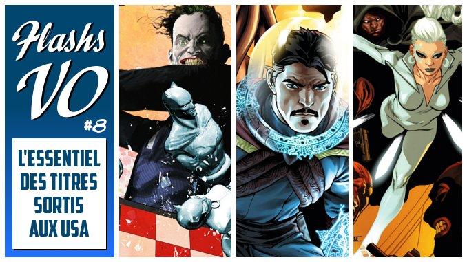 comics critiques flashs VO 08