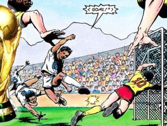 personnages de comics qui jouent au foot [Spécial Coupe du Monde]