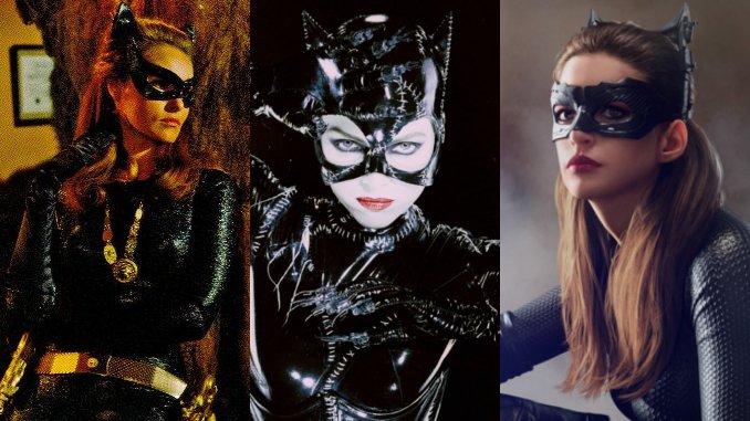 Connais-tu les actrices qui ont joué Catwoman à l'écran ?