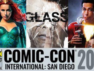 Ce qu'il fallait retenir du San Diego Comic Con 2018