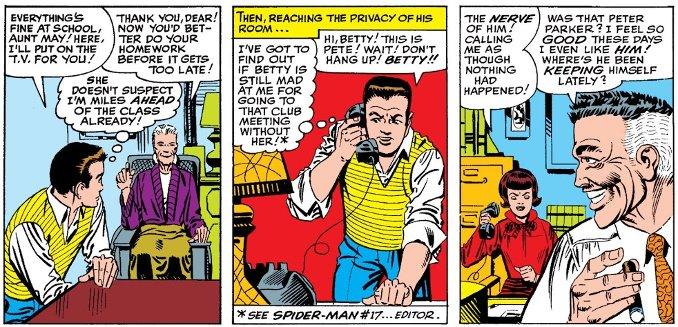 Pourquoi Steve Ditko a-t-il claqué la porte de Marvel ?