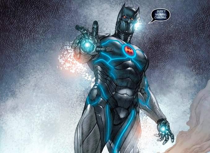 Qui sont les 7 Chevaliers Noirs dans Batman Metal ? [la critique du tome 2]