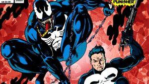 Venom s'associe au Punisher ! (Funeral Pyre)