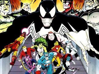 Venom contre les Avengers ! (Venom : Deathtrap - The Vault)