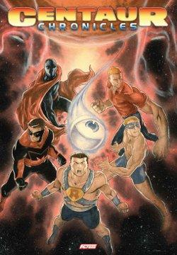 Centaur Chronicles : une résurrection à la Française des super-héros du Golden Age [critique du tome 2]