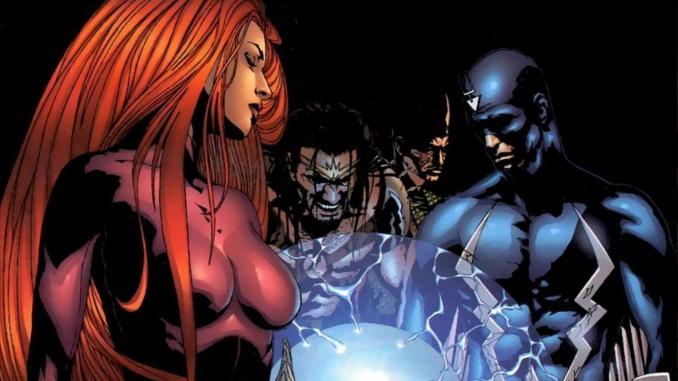 Inhumans : Tour d'Ivoire : le meilleur comics de l'été !