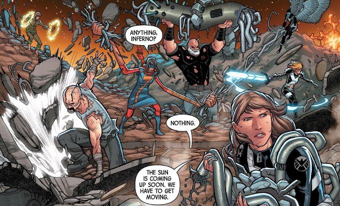 Marvel Heroes n°2 : le pire de la production Marvel !