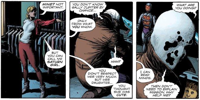 La suite de Watchmen est-elle toujours aussi décevante ? [critique de Doosmday Clock 5 et 6]