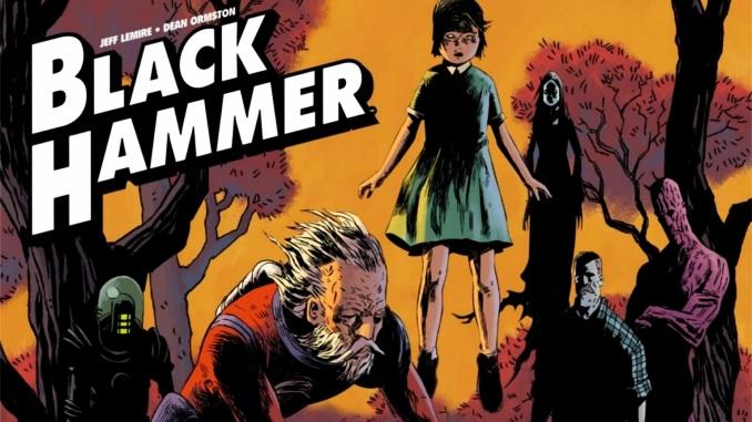 5 bonnes raisons pour lesquelles vous devez découvrir Black Hammer !