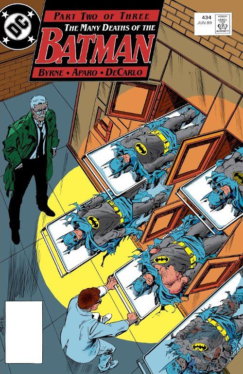 Les 15 plus célèbres couvertures de John Byrne !