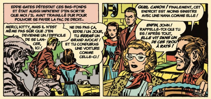 Young Romance : du Jack Kirby sans baston ni spandex [critique]