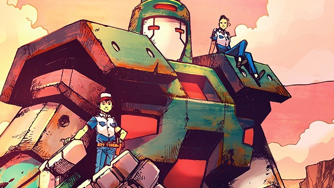 Mech Academy tome 2